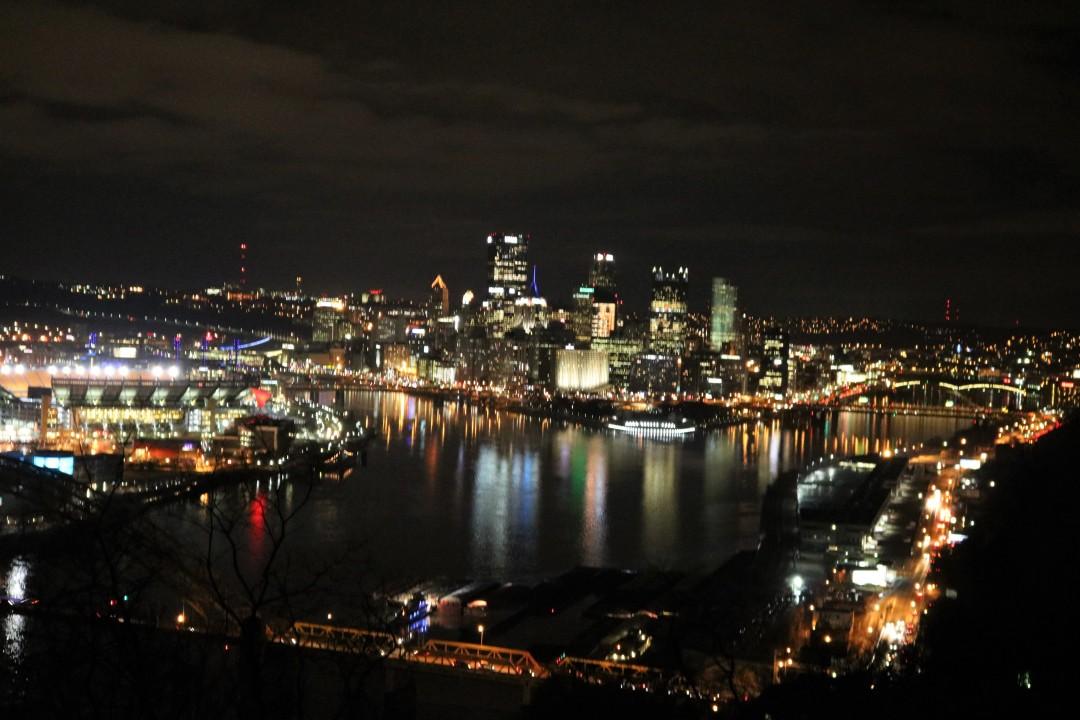 Downtown Pittsburgh, Pennsylvania PHOTO: Alyson Raletz