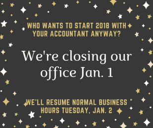 office closing new years
